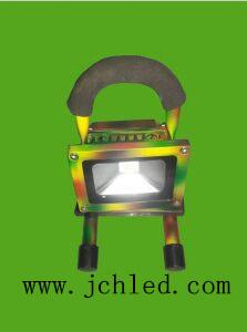 CE, RoHS Wonderful Rechargeable LED Flood Light 10W LED Work Light