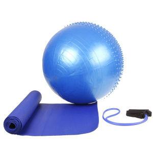 Wholesale Natural Rubber Yoga Mat pictures & photos