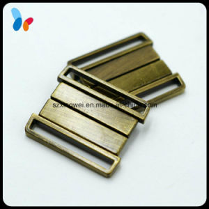 1 Inch Metal Alloy Women Strap Buckle for Underwear pictures & photos