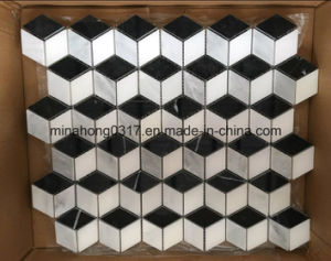 White Marble/Granite Mosaic for Wall/Kitchen/Floor/Bathroom Tile Mosaic pictures & photos