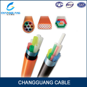 High Density Polyethylene 7 Ways HDPE Bunded Microduct