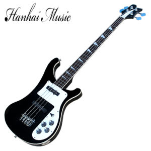 Hanhai Music / 4-String Ricken Style Electric Bass Guitar pictures & photos