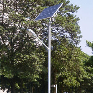 Cheap Energy Saving 30W LED Solar Street Light pictures & photos