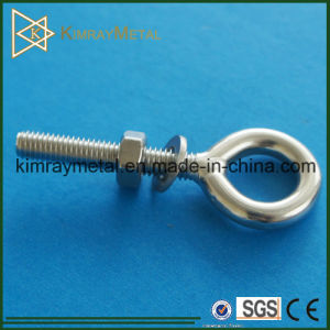 Stainless Steel Eye Bolt with Nut and Screw pictures & photos