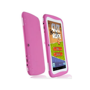 New 7inch Kids Tablet PC with Children Educational Apps Rk3126 Quad Core 8g ROM 1024X600 pictures & photos