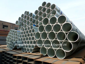 Hot Rolled Steel Round Pipe