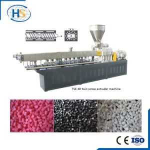 Small Lab Equipment of Twin Screw Extruder in Plastic Extrusion pictures & photos