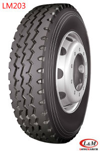 285/75R24.5 Long March / Roadlux Radial Truck Tyre with E-MARK pictures & photos