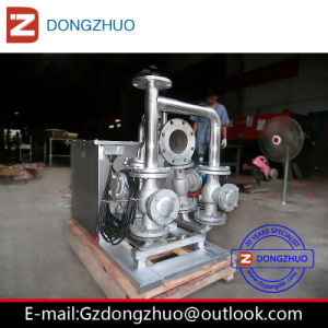 Back Flush Double Pump Lifting Waste Water Equipment