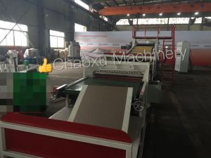PC Luggage Sheet Extrusion Machine for Trolley Luggage pictures & photos
