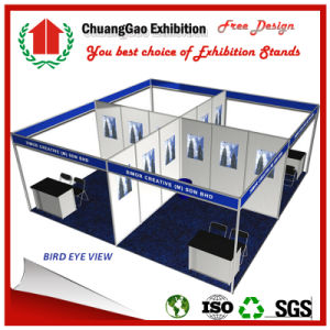 3*3*2.5m Customized Octanorm Similar Exhibition Booth for Trade Show pictures & photos