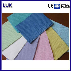 Manufacture High Quality Disposable Dental Bibs pictures & photos