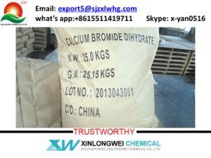 Calcium Bromide 96% with Best Price pictures & photos