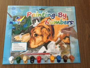 Painting by Numbers-Dog 42*34cm