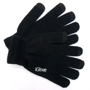 Men′s Fashion Acrylic Knitted Touch Screen Gloves (YKY5459) pictures & photos