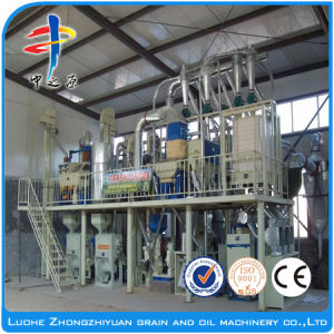 High Efficient 30tpd Electric Corn Mill Grinder pictures & photos