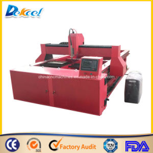20mm Metal Plasma Cutting Machine Huayuan 100A Laser Cutter Equipment pictures & photos