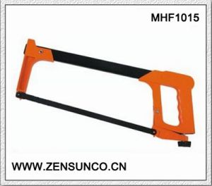 High Quality Square Tubular Hacksaw Frame with Aluminium Handle Hacklsaw pictures & photos