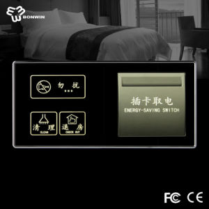 Easy Operation Electrical Remote Control Touch Switch pictures & photos