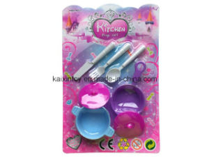 Mini Kitchen Cook Set Toy pictures & photos
