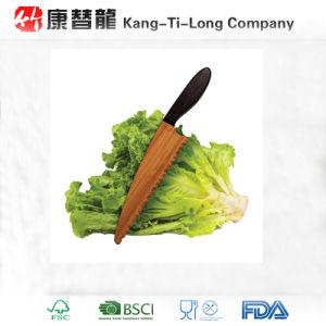 Eco Friendly Bamboo Lettuce Knife