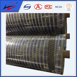 Herringbone Rubber Coat Conveyor Pulleys pictures & photos