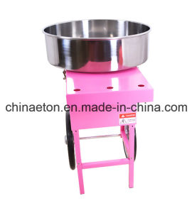 ETL Certificate Electric Cotton Candy Floss Machine with Cover and Cart Et-Mf-05 (520) pictures & photos