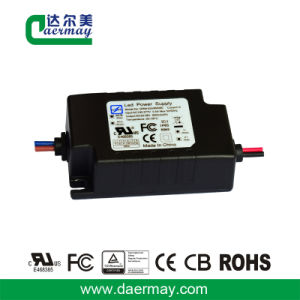 UL Certified LED Driver 24W 24V Waterproof IP65 pictures & photos