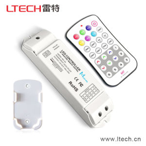 2.4G RF Remote LED Controller Color Circle M7 Work with M4-5A for Dimming