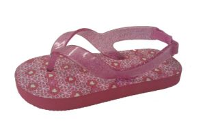 Slippers for Kids with PE Outsole Kt-61052