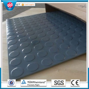 Natural Rubber Roll, Industrial Rubber Sheet, Anti-Slip Rubber Flooring pictures & photos