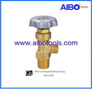 Movable Flap Type Valve for C2h2 Cylinder-Cga300 pictures & photos