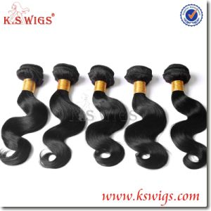 Factory Price Human Hair Extensoin Brazilian Remy Human Hair pictures & photos