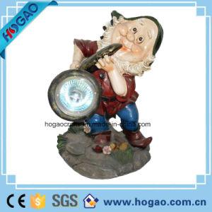 Polyresin Garden Outdorr Light (HG065) pictures & photos