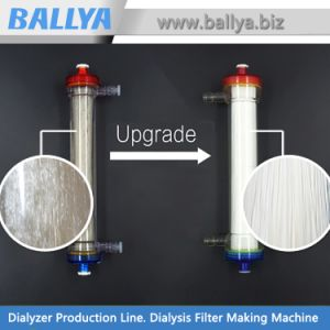 Turn-Key Machine Lines for Dialysis Filter Production Pes Dialysis Filter Production Pes Dialyzer Manufcturing Plant