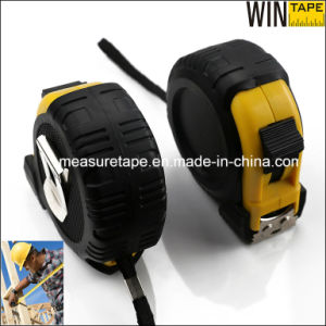 China Supply Construction Tools 5m Heavy Duty Steel Measuring Tape pictures & photos