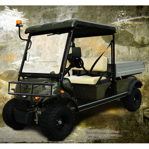 Electric Hunting Buggy with 4 Seats Plus Style pictures & photos