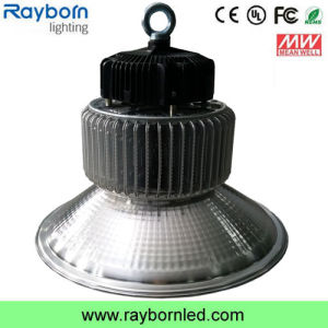 150W Meanwell 110lm/W Industrial Workshop Lamp LED High Bay Light pictures & photos