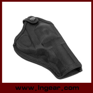 Tactical Army Force Nylon Revolver Pistol Holster Short Style pictures & photos