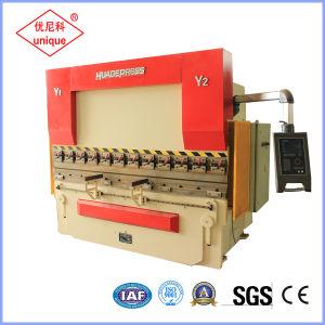 We67k-200/3200 CNC Press Brake, Hydraulic Bending Machine