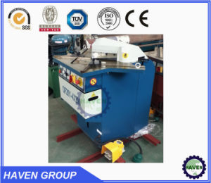 Hydraulic notching machine steel cutting machine pictures & photos