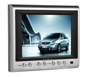 5.6 Inch LED Rear View Car System LCD Monitor pictures & photos