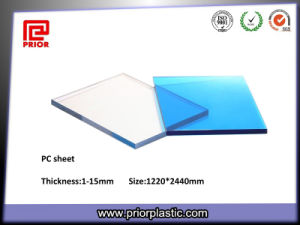 ESD Anti-Static Transparent PC Sheet pictures & photos