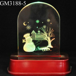 New Design Glass LED Craft-A001 pictures & photos
