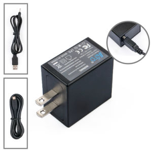 5.35V 2A USB Charger Wall Adapter Smart Charger with Us/UK/EU Plug pictures & photos