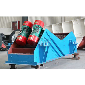 Widely Used in Mining Motor Vibrating Feeder pictures & photos