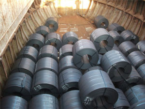 Hot Rolled Steel Coil Q345 Grade pictures & photos