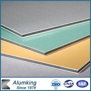 Colorful Coating Fireproof PE Coating ACP pictures & photos