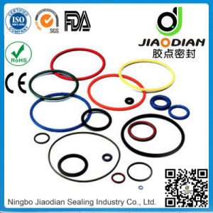 Viton O Ring for Pump Sealing with SGS RoHS FDA Certificates As568 Standard (O-RINGS-0017) pictures & photos
