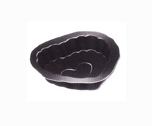OEM New Heart-Shape Metal Cake Mould pictures & photos